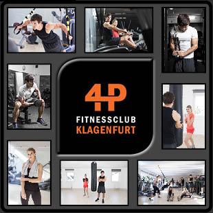 Foto arbeiten für das Fitnesscenter 4P Fitnessclub in Klagenfurt
