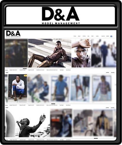 fashion und model foto von klagenfurter auf d&a model management cape town