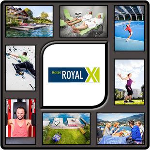 hotel royal x in seeboden am millstätter see fotografiert vom besten tourismus fotografen aus kärnten, klagenfurt und spittal