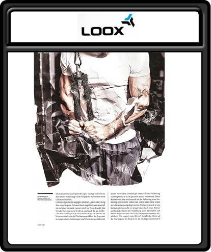 fitnessfoto im loox magazin von fotograf aus klagenfurt