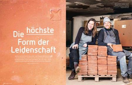 Sarah Falkinger & Mario Schmid - Geschäftsführer Falkinger Bodenziegel