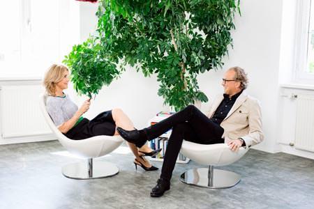 Mag. Marion Tschmelitsch, MBA - Geschäftsführerin Tschmelitsch Unternehmensberatung | Mag. Heinz Köstenbauer Geschäftsführer und Eigentümer Köstenbauer Steuerberatung GmbH
