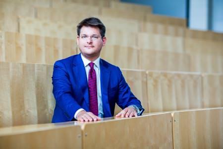 Univ.-Prof. Dr. Oliver Vitouch - Rektor der Alpen-Adria Universität Klagenfurt am Wörthersee