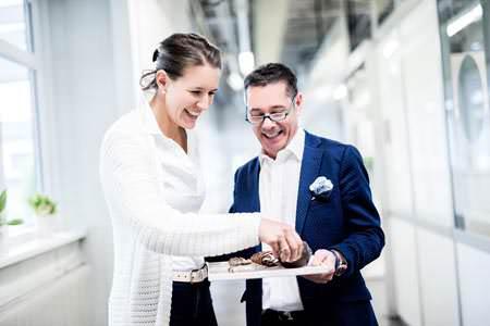 Robert Hirsch - CEO HIRSCH Armbänder GmbH