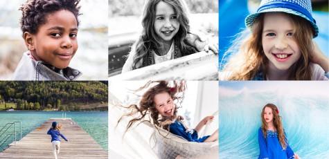 kinderfotos, kinderbilder, kinderportraits in klagenfurt, kärnten, österreich, fotograf