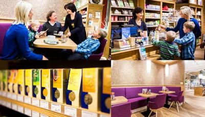 Innenaufnahmen, Panorama, Businessfotos und Imagefotos für die Webseite von Sonnentor Klagenfurt
