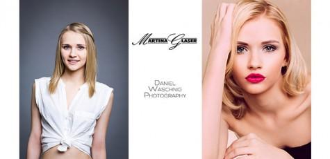 Vorher Nachher Styling Aufnahmen für Friseur Salon Martina Glaser aus Klagenfurt in Kärnten, Österreich