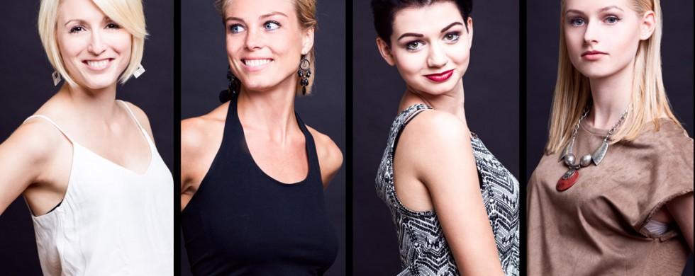 Teamfotos von Friseur Martina Glaser aus Klagenfurt von Fotograf aus Villach