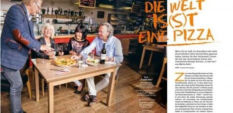 Essens und lifestyle aufnahme für das Kelag Kundenmagazin Energie aus Kärnten