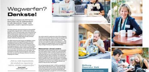 magazin fotostrecke für kelag magazin für nachhaltigkeit