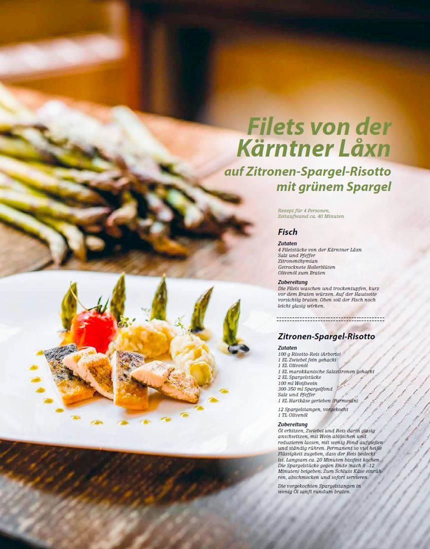 kelag magazin artikel vom restaurant bachler in althofen in kärnten