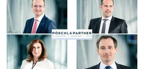 Website, Webseiten Fotos von Fotograf aus Klagenfurt, Kärnten für Unternehmensberatung und Steuerkanzlei Pöschl und Partner