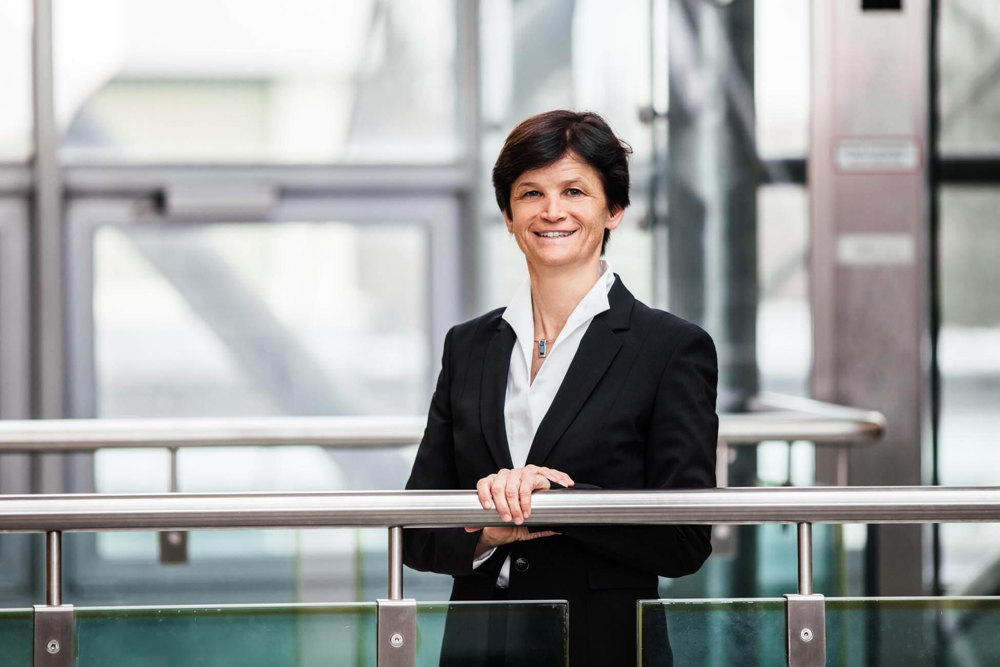 Rektoratsteam der Universität Klagenfurt in Kärnten Doris Hattenberger