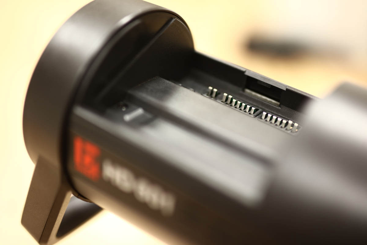 Jinbei HD-601 HSS Akku-Studioblitz TEST