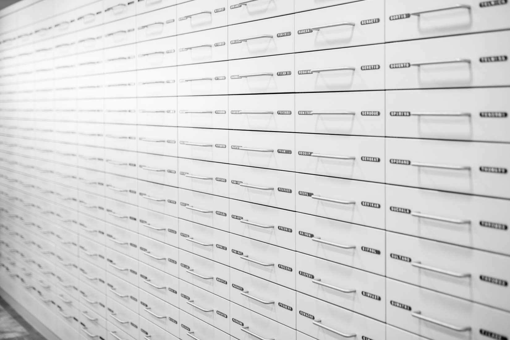 Bernstein Apotheke Klagenfurt, Kärnten - Fotograf für Werbefotografie