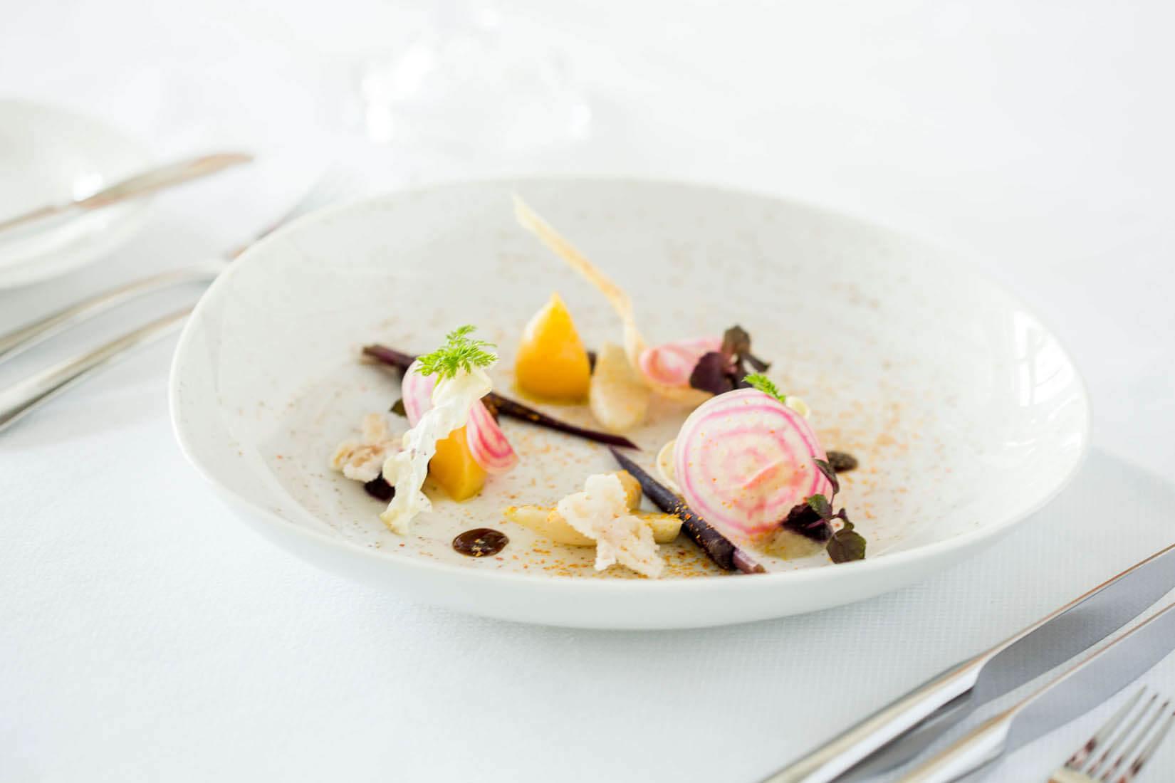 Warmbaderhof Restaurant mit Haubenküche in Villach in Kärnten