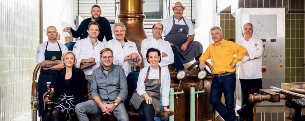 Küchenkult Werbefotografie in Villach bei der Villacher Brauerei - Fotograf aus Klagenfurt, Kärnten