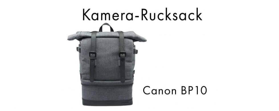 kamera rucksack canon bp10